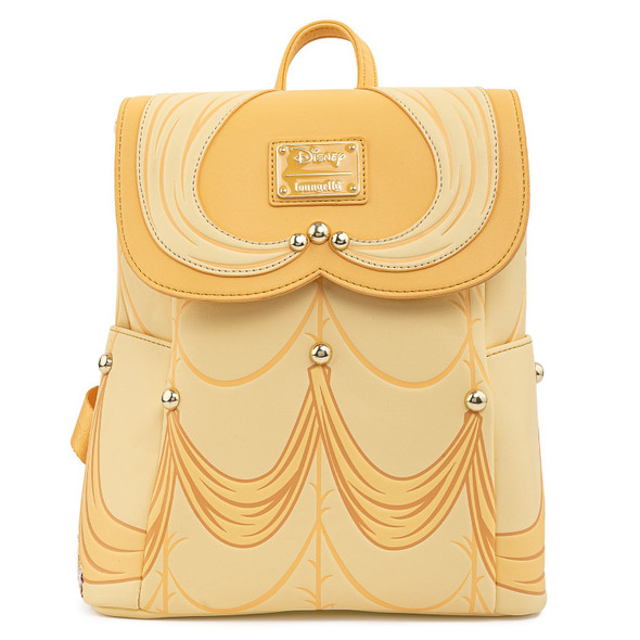 **JUNE DELIVERY**Loungefly Disney Beauty & Beast Belle Cosplay Mini Backpack