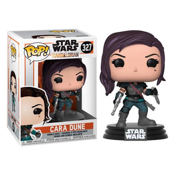 Pop Star Wars: The Mandalorian - Cara Dune