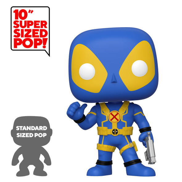POP! Marvel Deadpool Exclusive 10-Inch #548 [Super-Size]