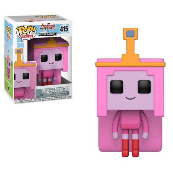 POP TV: Adventure Time/Minecraft S1 - Princess Bubblegum