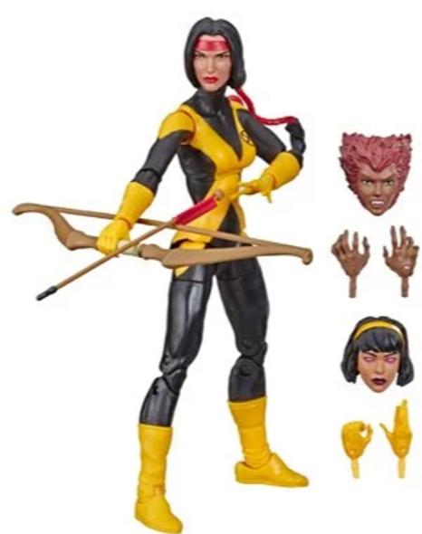 Marvel Legends New Mutants Dani Moonstar
