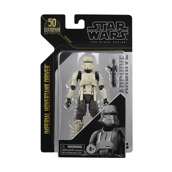 Star Wars Black Series Archive Hovertank Driver