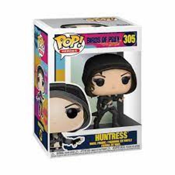 Pop! Heroes: Birds of Prey - Huntress #305