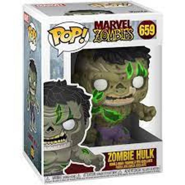 Pop! Marvel: Marvel Zombies - Hulk