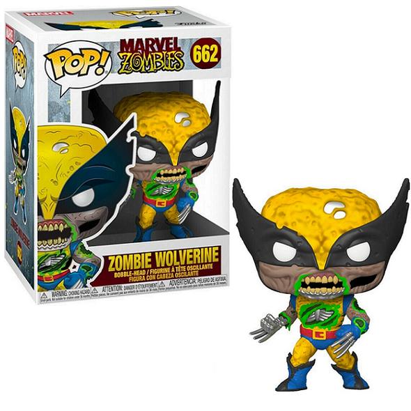 Pop! Marvel: Marvel Zombies - Wolverine #662