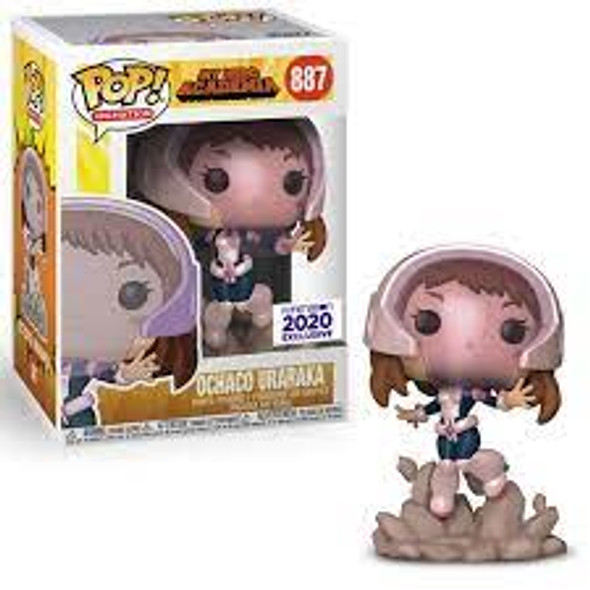 Pop Anime My Hero Academia Ochaco Uraraka Funimation #887