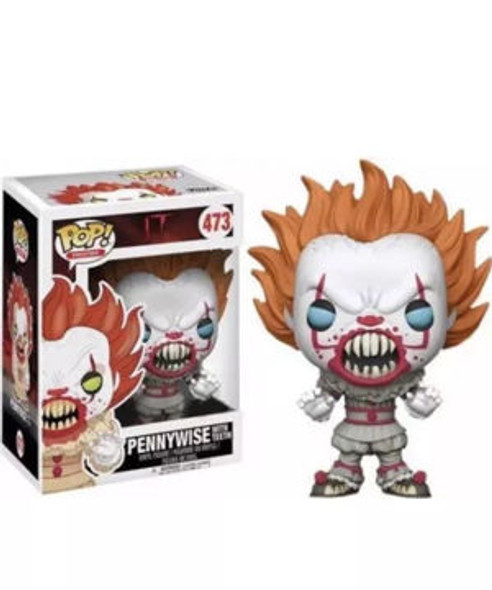 POP! Pennywise with Teeth #473 FYE Exclusive