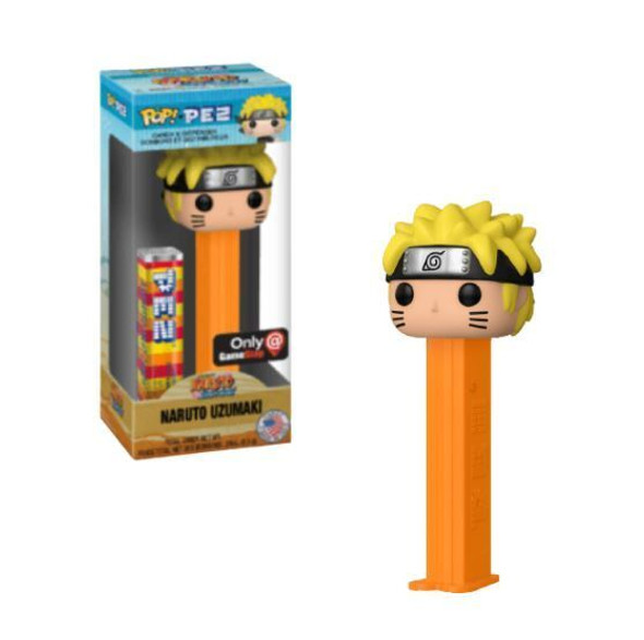 Pop! PEZ Naruto Umezaki Exclusive Dispenser