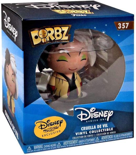 Dorbz Cruella De Vil (Disney Treasures Exclusive)