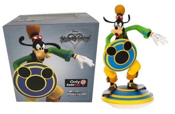 Gallery Kingdom Hearts Goofy Statue