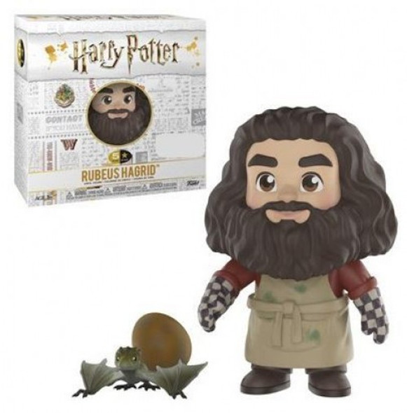 5 Star: Harry Potter Hagrid Exclusive