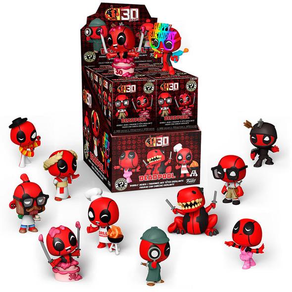 Mystery Mini Marvel Deadpool