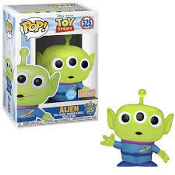 Pop! Disney Pixar Toy Story Alien Glitter Exclusive #525
