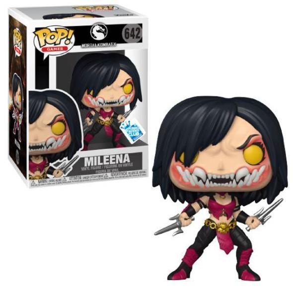 Pop! Mortal Kombat X Mileena Insider Club Exclusive