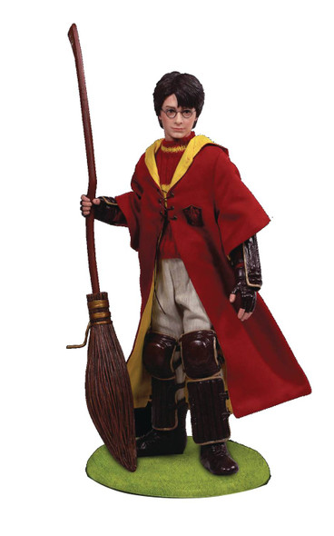 Star Ace Toys Harry Potter & The Chamber of Secrets: Harry Potter (Child Quidditch Versions) 1:6 Scale