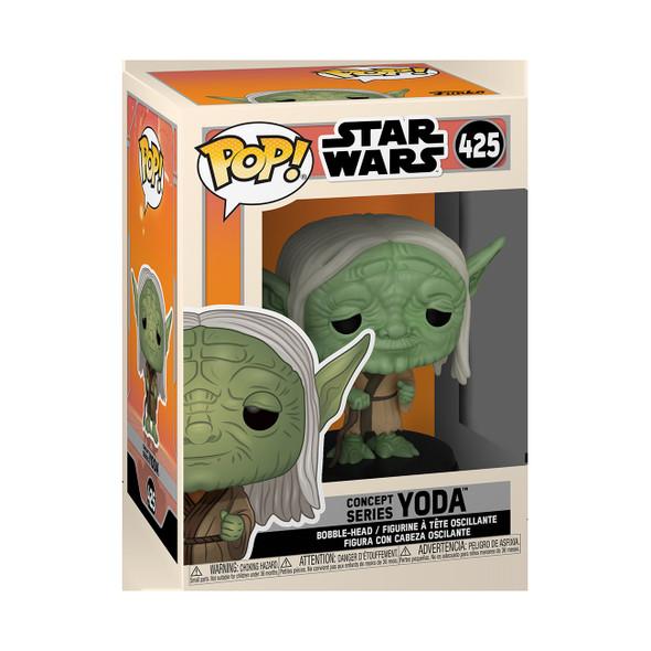 Pop! Star Wars: Star Wars Concept - Yoda