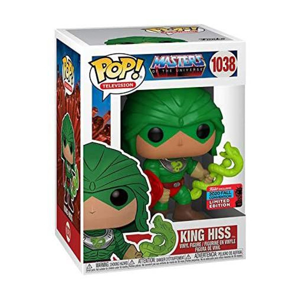 Pop! TV: Masters of The Universe - King Hiss