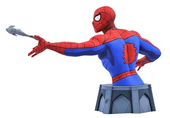 Marvel Animated Spider-Man Bust