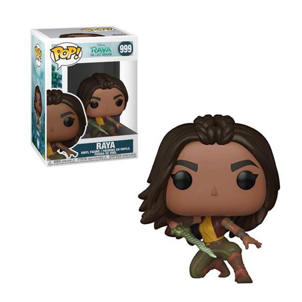 Pop! Disney: Raya and The Last Dragon - Raya Warrior