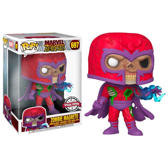 "Pop Zombie Magneto 10"" Walmart"