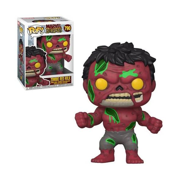 Pop! Marvel: Marvel Zombies - Red Hulk