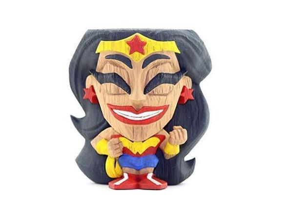 Cryptozoic Entertainment Wonder Woman Teekeez Figure