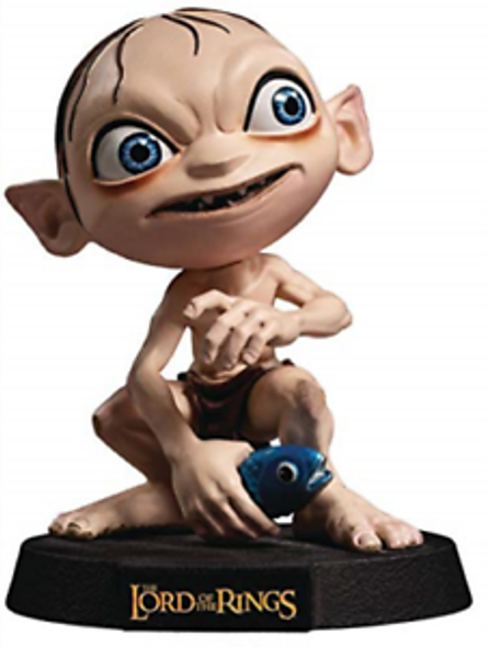 Iron Studios Minico Heroes Lord of the Rings: Gollum