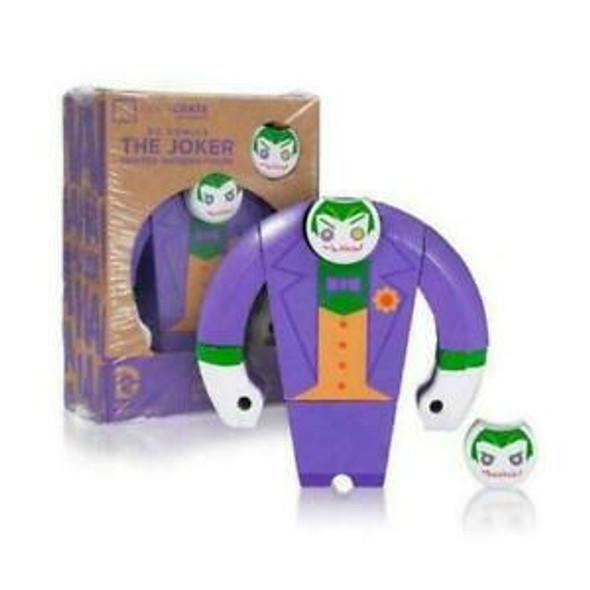 DC Comics The Joker Painted Wooden Figure