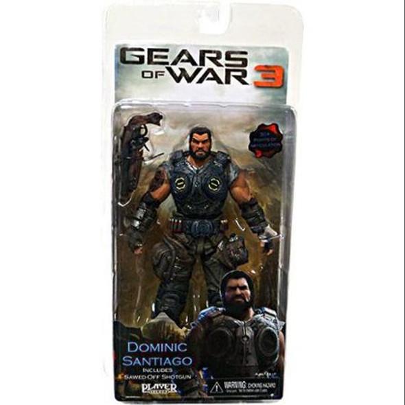 Gears of War Dominic