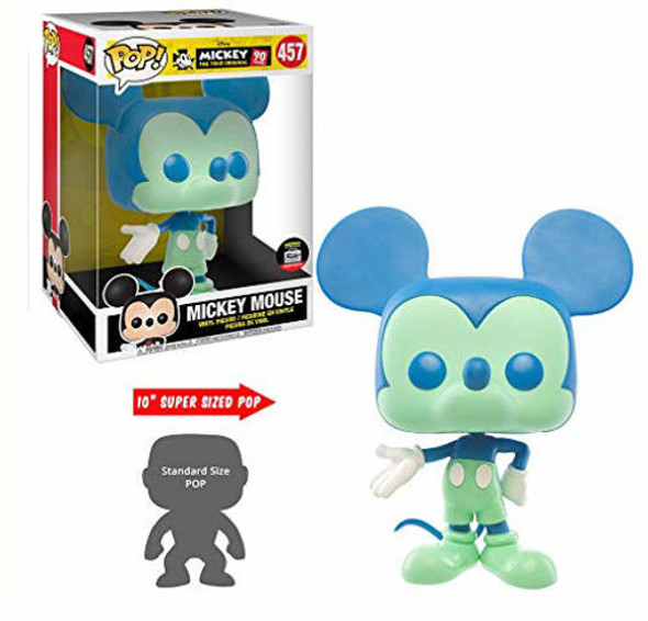Pop Mickey Mouse Blue/Green Ten Inch Shop Exclusive