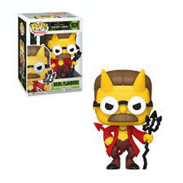 Pop! Animation: Simpsons - Devil Flanders