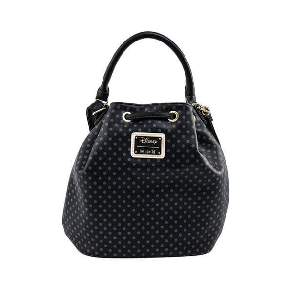 Loungefly Disney Minnie Mouse Bow Bucket Bag