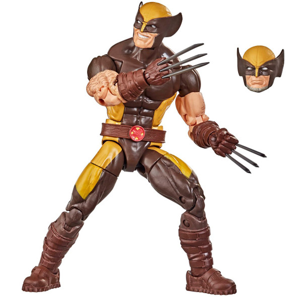 X-Men Marvel Legends 6-Inch Wolverine