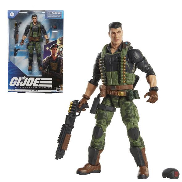 G.I. Joe Classified Series 6-Inch Flint
