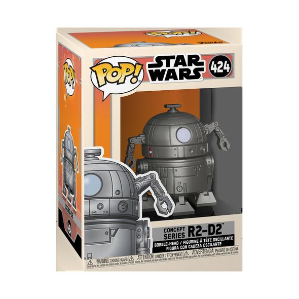 Pop! Star Wars: Star Wars Concept - R2-D2