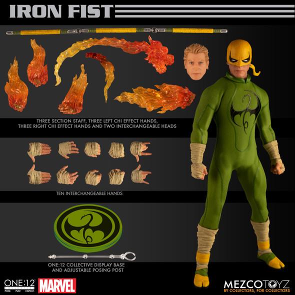 One-12 Iron Fist Figure