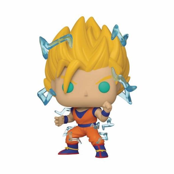 Pop! Animation Dragon Ball Z: Super Saiyan 2 Goku Exclusive