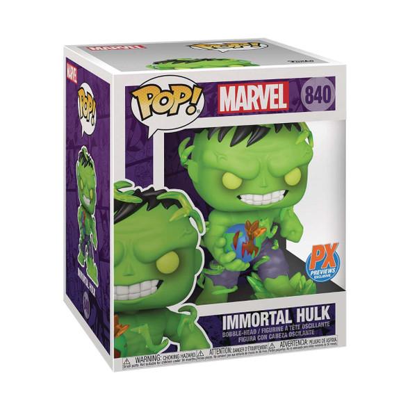 "Pop! Marvel Super Heroes: The Immortal Hulk 6"""