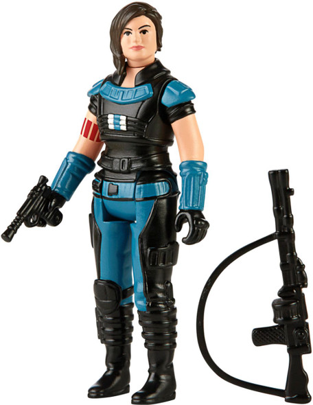 Star Wars The Retro Collection Cara Dune