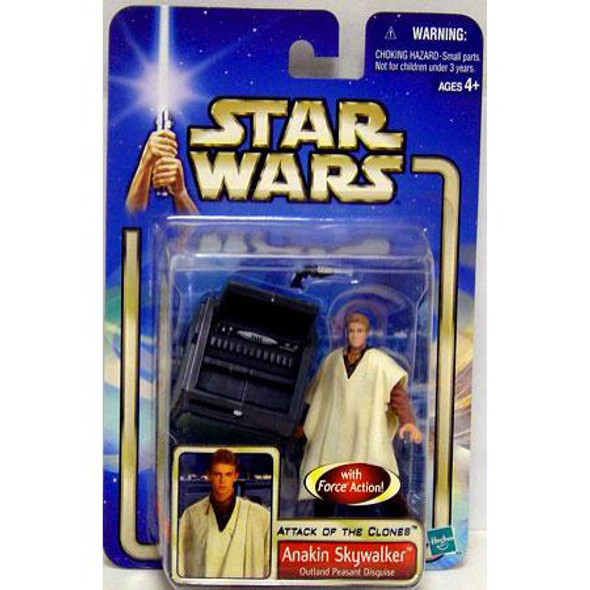 Star Wars: Attack of the Clones Anakin Skywalker Outland Peasant Disguise