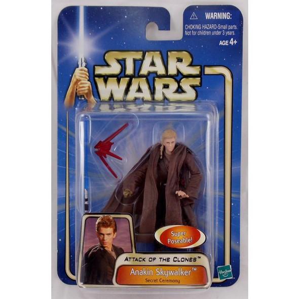 Star Wars Attack of The Clones Anakin Skywalker Secret Ceremony