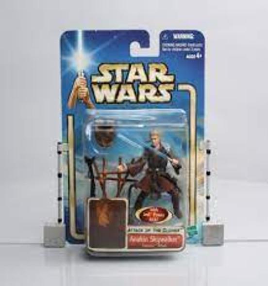 Star Wars Episode 2 Anakin Skywalker Tatooine Attack