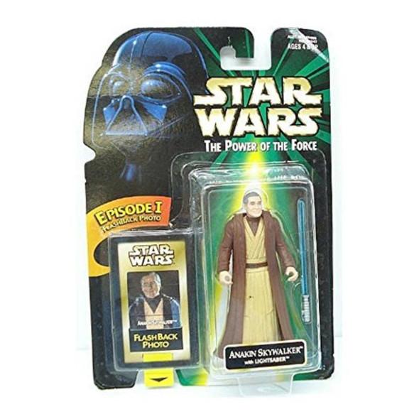 Star Wars Power of the Force Flashback Anakin Skywalker