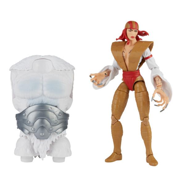 Marvel Legends Super Villains Lady Deathstrike