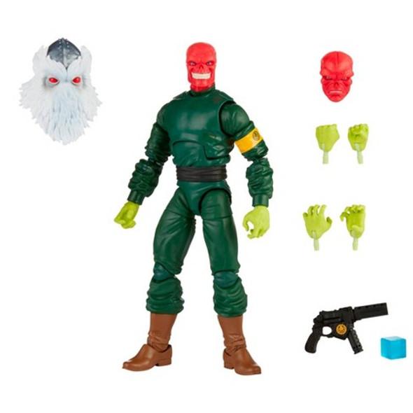 Marvel Legends Super Villains Red Skull