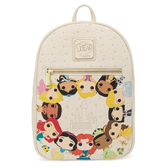 Pop By Loungefly Disney Princess Circle Mini