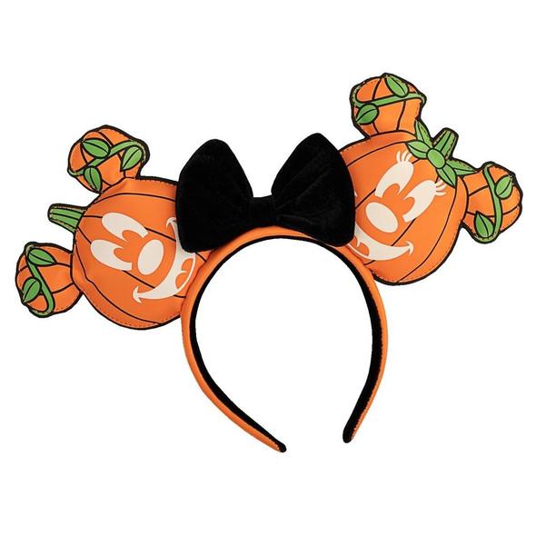 **MAY 2022 PREORDER** Loungefly Disney Mickey-O-Lantern Headband