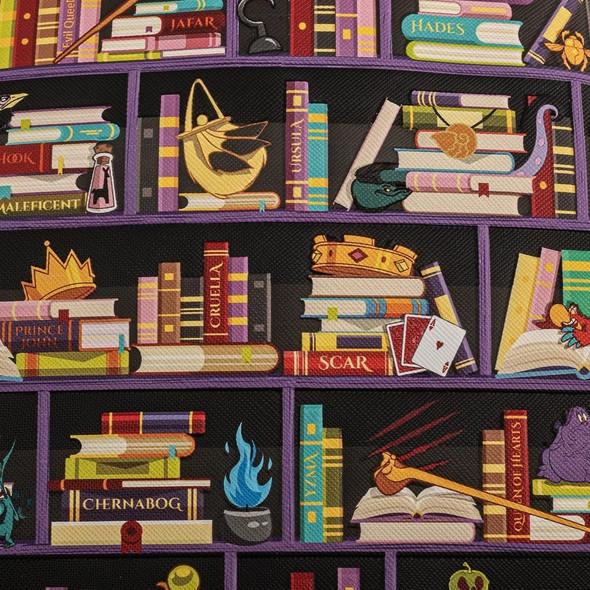 Loungefly Disney Villains Books Mini