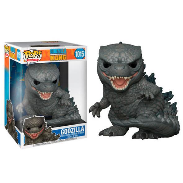 "POP Movies: Godzilla vs. Kong - 10"" Godzilla"