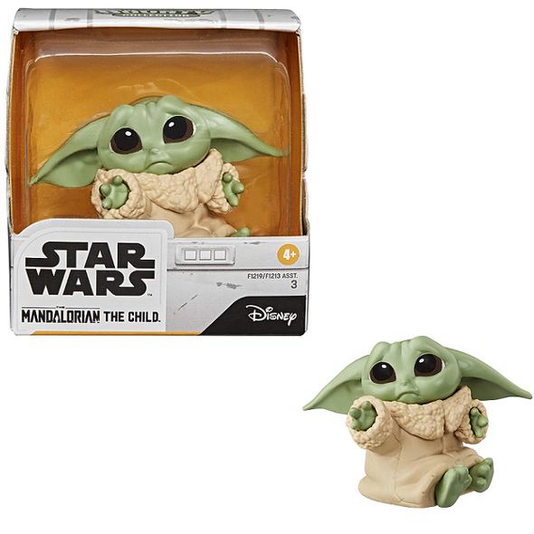 """Star Wars The Bounty Collection The Child """"Baby Yoda"""" Hold Me Pose"""